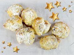 Praline Cake, Best Christmas Cookies, Brownie Cookies, Cookie Recipes, Bakery, Food And Drink, Sweets, Stuffed Peppers, Bread