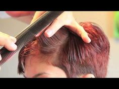 TUTORIAL- HAIRCUT step by step -most trendy haircut. instagram @joeltorresstyle for more - YouTube