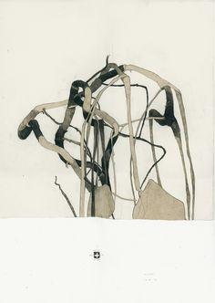 Book cover illustration by Simon Prades: Max Frisch - Stiller ( Kriz's book )