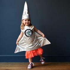 weltall kostüm selber machen kinder rakete #fashing #party #carnival