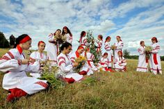 The feast of Ivan Kupala is a traditional and most mysterious and magic East Slavic holiday. Christian Holidays, John The Baptist, July 6th, Burning Candle, Got Married, Ukraine, Christianity, First Love, Night