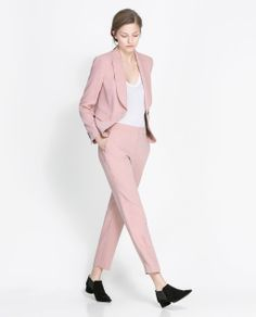Image 1 of FULL TROUSERS from Zara
