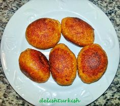 Delicious Turkish Food Recipes: Stuffed Kofte (Icli Kofte)