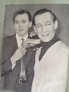 Billy and Brian Matthew from my scrapbook