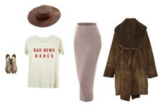 """""""Bad News"""" by amberelb ❤ liked on Polyvore"""