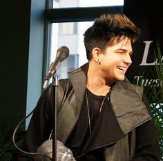 LOVE Adam Lambert! :)