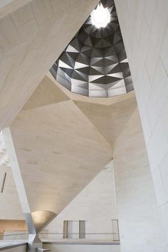The Museum of Islamic Art in Doha, by I.M. Pei, is just magnificent!