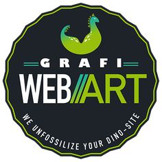 Grafiwebart | We unfossilize your dino-site.