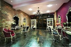Charlotte Murray is a unique hair salon in the heart of Muswell Hill, North London.     #salon #hair