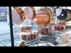 IBTV Inside Peek: The Kitchen Gallery Specialty Kitchen goods retailer, Madison, WI
