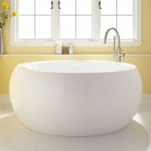 siglo best shower curtain for clawfoot tub. 41  Siglo Round Japanese Soaking Tub 6 Cool Tubs For Small Bathrooms Ideas photograph