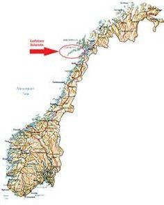 Lofoten Islands Norway Map Bing Images Travel EUR Continent - Norway map lofoten islands