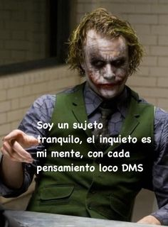 Amor Quotes, Joker, Fictional Characters, Happy, Wild Quotes, Positive Quotes, Thoughts, Love Qoutes, Best Love Quotes