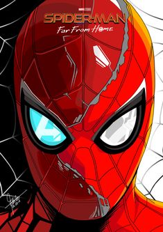 "With Tony Stark gone, and the world is piecing itself back together after the Snap, Spider-man must step up and be the ""Next Iron Man"". New Iron Man Parker Spiderman, Spiderman Art, Amazing Spiderman, Marvel Comics, Marvel Art, Marvel Heroes, Iron Man Face, New Iron Man, Hero Wallpaper"