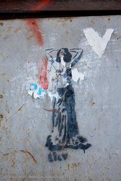 V / TKV #BeogradskiGrafiti #StreetArt #Graffiti #Beograd #Belgrade #Grafiti