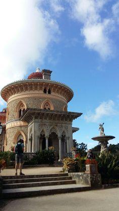 Portugal, Sintra, Monteserate Palace