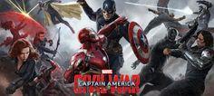 Drowned World: Capitán América - Civil War (2016) - Review