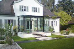 Wintergarten | Diefenthaler - Visionen aus Glas