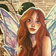 Cool Art Drawings, Art Drawings Sketches, Cartoon Drawings, Pretty Art, Cute Art, Art Inspo, Art Inspiration Drawing, Arte Peculiar, Arte Indie