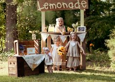 The inspiration behind my lemonade stand mini sessions. :)