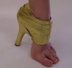 "I love the ""heels"""