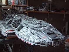Lego Battlestar Galactica - www.clectaverse.com