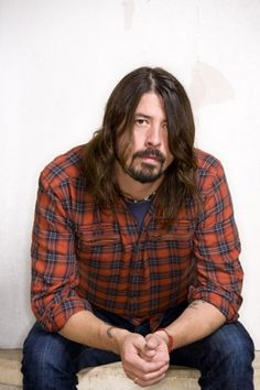 The man, the legend, Dave Grohl.