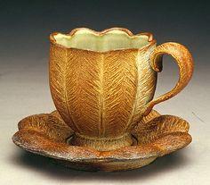 Pete Pinnell cup and saucer « Kristen Kieffer
