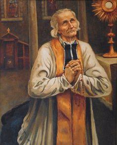 PRAYER OF ST. JOHN VIANNEY