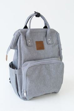 The Perfect Diaper Bag Backpack. Baby Girl ... 7edab45af1d2b