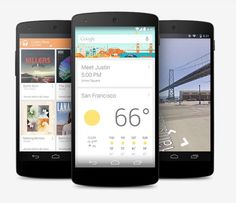Nexus 5 Goes Official: What Google Brought Us This Time