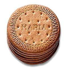.Maria biscuitjes.