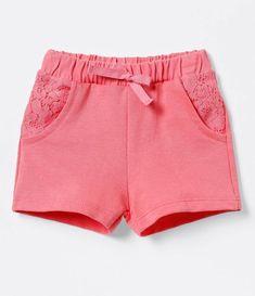 Tutorial Hermosos Short para niñas♥ Super Lindo Paso a Paso Kids Shorts, Cute Shorts, Gym Shorts Womens, Short Outfits, Baby Outfits, Kids Outfits, Short Infantil, Junior Girls Clothing, Girl Bottoms