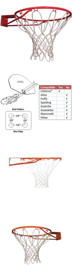 Rims and Nets 158962: Lifetime Products Basketball Accessories 5818 Classic Mount Basketball Rim -> BUY IT NOW ONLY: $37.88 on eBay!