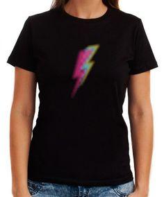 Lightning Women T-Shirts