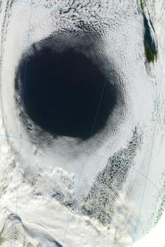a high pressure system spinning off the coast of tasmania