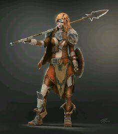 RPG human