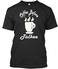 Coffee Before Talkee