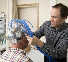 Can a helmet that uses microwaves diagnose & detect the cause of a stroke? This study says yes. #medicaltechnology