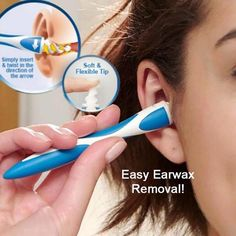 New ear wax removal tool soft spiral ear cleaning for ear wax removal ear cleaner ears plugs spirals care tool on AliExpress Cleaning Your Ears, Ear Cleaning, Cleaning Hacks, Toilet Cleaning, Cleaning Products, Diy Beauty Hacks, Beauty Ideas, Ear Wax Buildup, Ear Wax Removal Tool