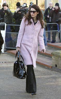Love, love, love that coat!