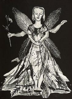 "Lena Cronqvist: Ur ""Ett Drömspel"", 1989, litografi, 73x53 cm, edition 91/170 - Bukowskis S573"