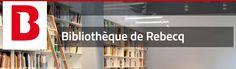 Fermeture de fin d'année pour la Bibliothèque de rebecq