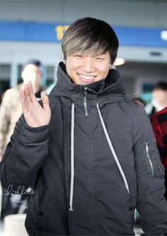 Daesung ♡ #BIGBANG // Incheon Airport (131216)