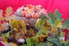 Tortengefühle & Kartenfantasie: 2. deutscher Backtag- meine Herbsttorte /Autumn Cake