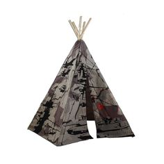 Create hours of play for your kids with this Hideaway Camo Play Teepee tent. Inspired by Native American styles, this teepee is a cozy place for kids to play and hide, read, nap and relax with a camouflage design. Canvas Teepee, Teepee Bed, Teepee Play Tent, Teepees, Toddler Play Tent, Baby Boy Toys, Playhouse Outdoor, Native American Fashion, Tank Girl