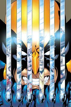 Wolverine vs Exiles •Mike McKone