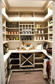 This custom kitchen pantry design features a range of organizational elements. - This custom kitchen pantry design has a number of organizational elements, … - Pantry Closet Organization, Pantry Room, Pantry Shelving, Organized Pantry, Shelving Ideas, Walk In Pantry, Small Pantry Closet, Ikea Pantry, White Pantry