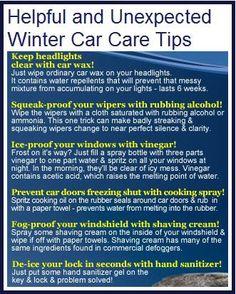 Car Tips & Tricks