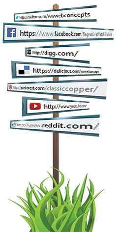 Road Signs to Social media Success